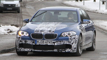 An automatic-only BMW M5?