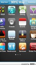 BMW i mobile apps - 21.2.2011