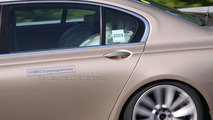 BMW 7 Series Hybrid Prototype Hits the Ring
