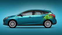 Ford launches tattoo options for 2012 Focus