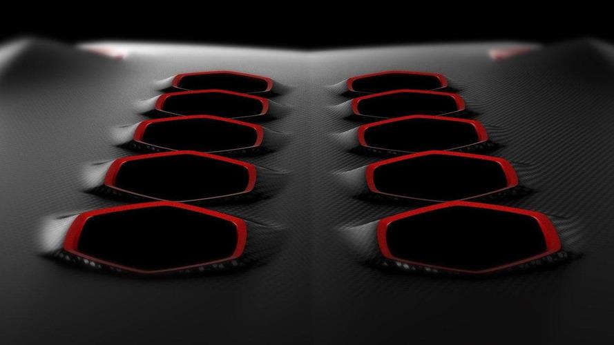 No Lamborghini Jota for Paris - technology concept instead