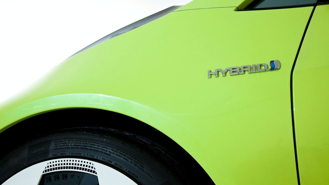 Toyota Dedicated Hybrid Concept teaser