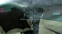 2011 Mercedes CLS Interior Spied Completely Uncovered