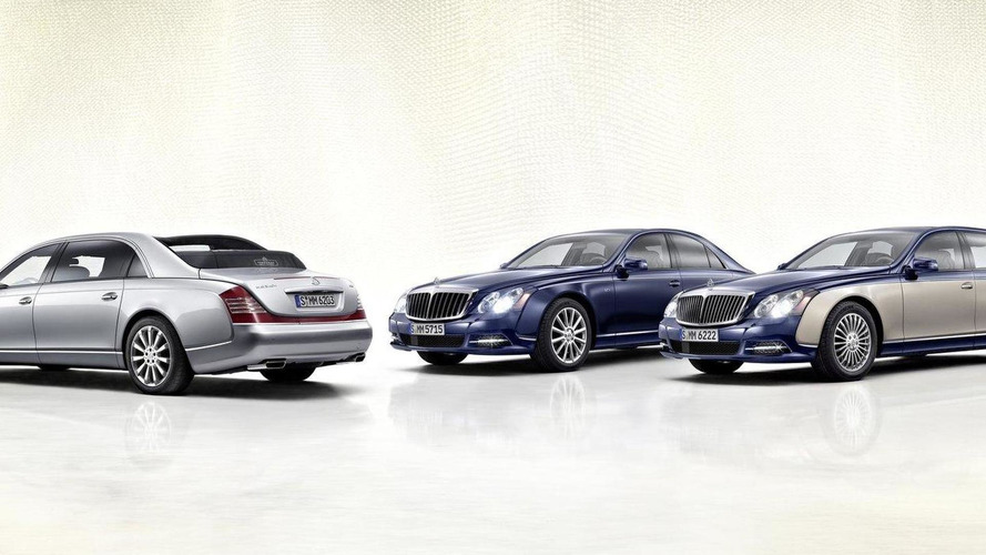 2011 Maybach facelift revealed [Video]
