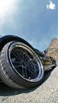 INDEN-Design Black Saphire for Mercedes SL 63 AMG