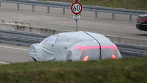 Mercedes autonomous driving concept spied in Germany