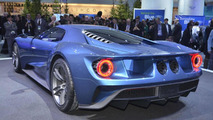 Ford GT at 2015 NAIAS