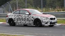 2016 BMW M2 tackles the Nürburgring