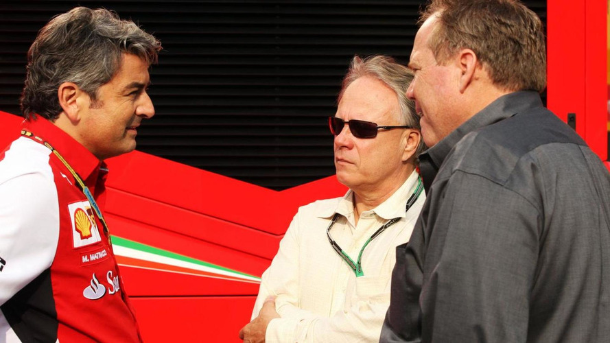 Haas not worried about Ecclestone comments