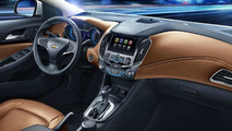 2015 Chevrolet Cruze (China-spec)