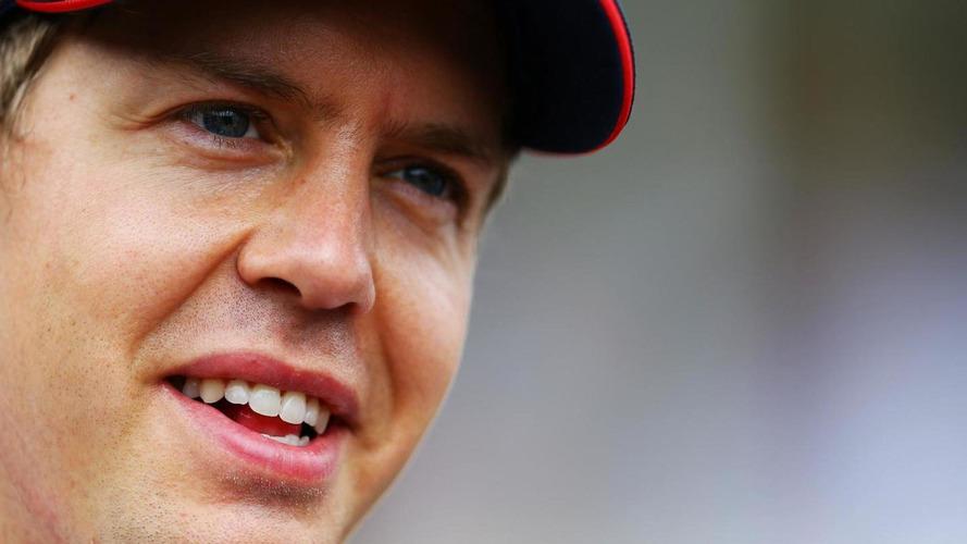 Vettel expects 'no problems' with teammate Raikkonen