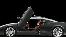 Spyker C8 Aileron Unveiled at Geneva