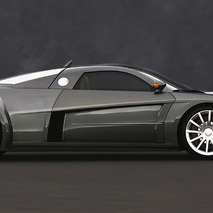 Chrysler ME FourTwelve Concept