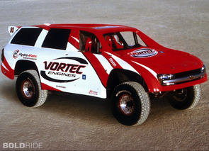 Chevrolet TrailBlazer Vortec