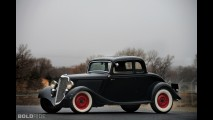 Ford Five-Window Coupe Street Rod