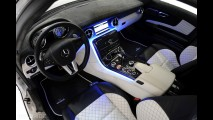 Brabus Mercedes-Benz 700 Biturbo based on the SLS AMG