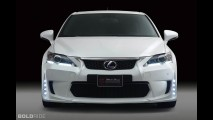 Wald Lexus CT200h Black Bison Edition