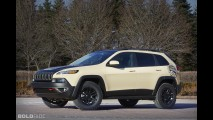 Jeep Cherokee Canyon Trail Concept