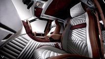 'Britain's Got Talent' Range Rover Sport prize gets new Vilner interior