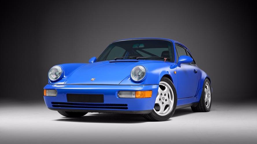 Ultra-rare Porsche 911 Carrera RS NGT heads to auction