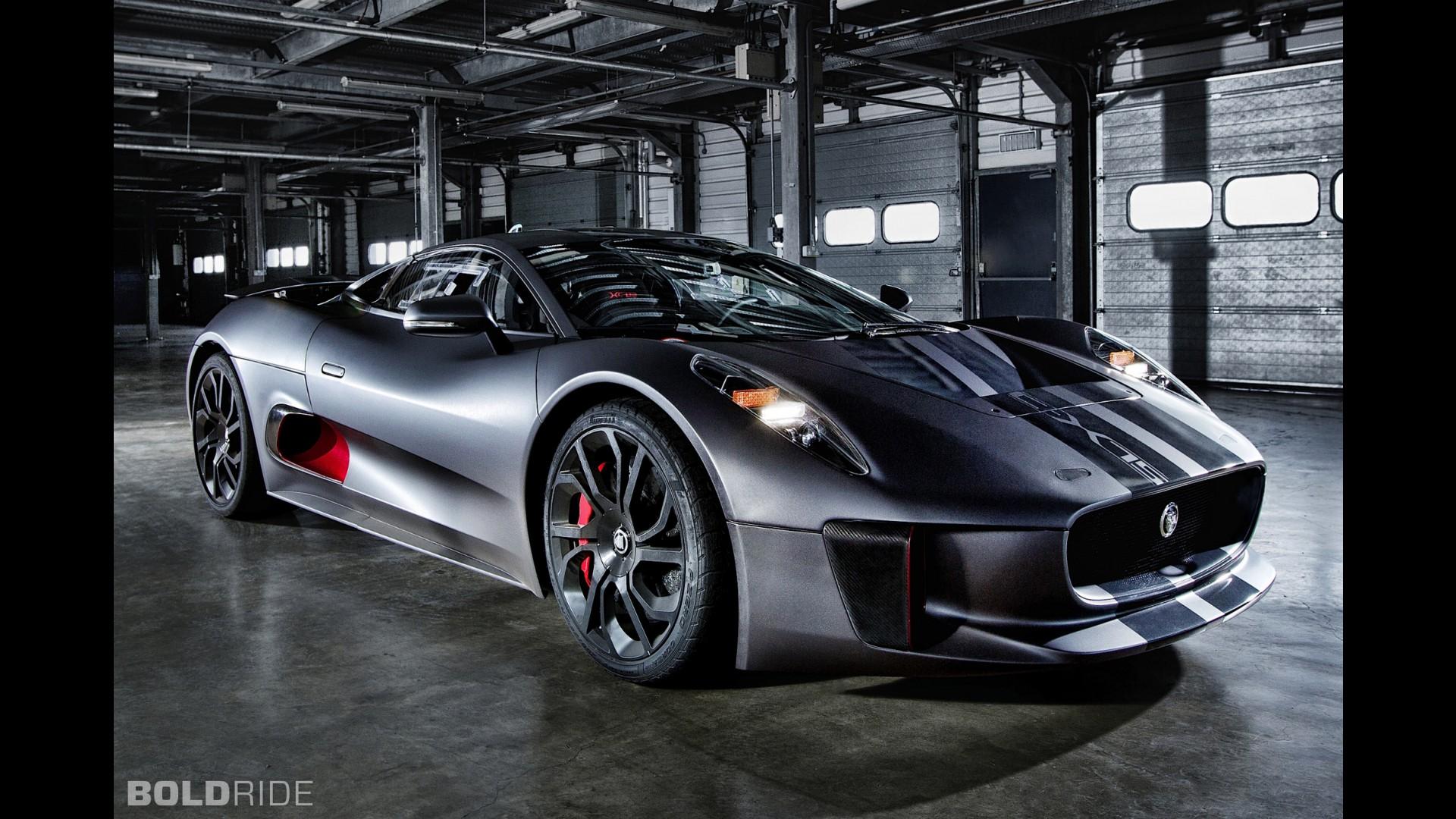Jaguar C-X75 Prototype