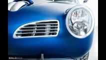 Volkswagen Karmann Ghia Blue Mamba Custom