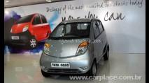 Carro mais barato do mundo: Tata vai aumentar a produção e o preço do Nano