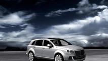 Armortech & Atelier Valdeig Tresor SUV 15.5.2012