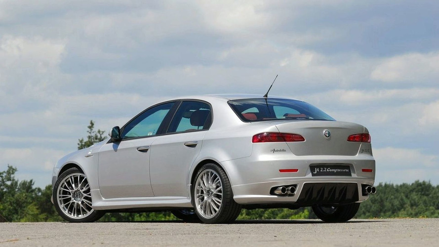 Alfa Romeo Giulia delays push back North American entry for the brand to 2013