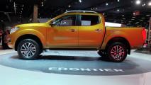 Salão do Automóvel: Nova Nissan Frontier chega em 2017 com 190 cv e sete marchas