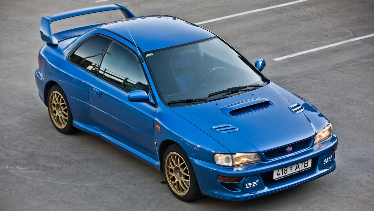 A holy grail subaru impreza 22b sti is up for sale for Subaru wrx with blown motor for sale
