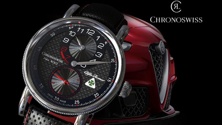 Every Alfa enthusiast must have this watch