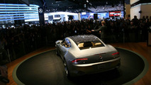 Fisker Karma Revealed in Detroit