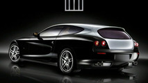 Vandenbrink Gets Creative with 612 Shooting Brake