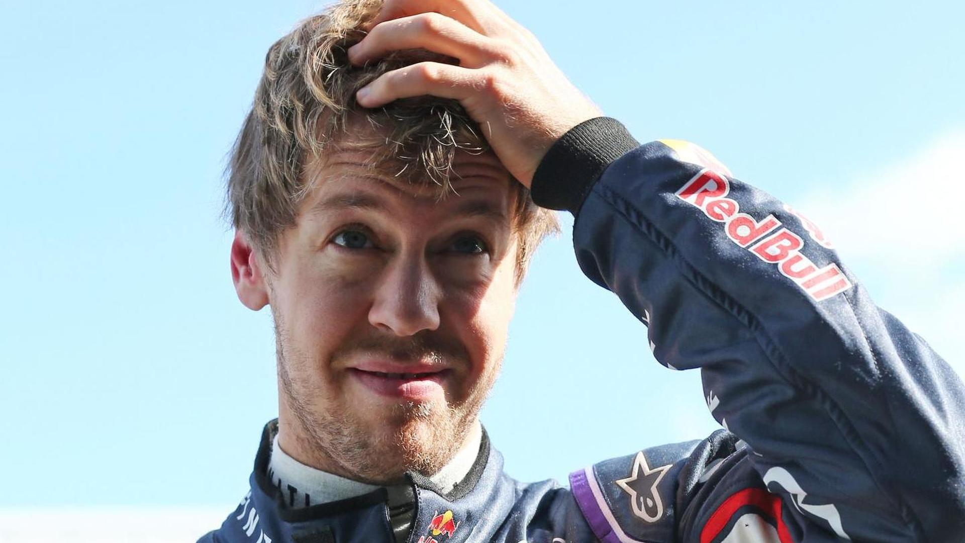 Vettel opposed to double points despite Red Bull crisis