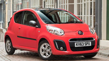 Citroen C1 updated in UK, offered in range-topping Platinum trim