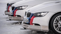 BMW Driving Experience visits icy Sweden, teaches how to control M3s [video]