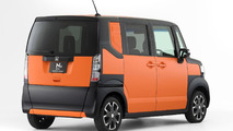 Honda N-BOX + ELEMENT Concept