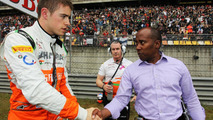 Di Resta, Hamilton settle court dispute