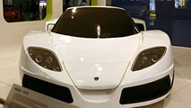 Arash AF-10 Concept at 2006 British Motor Show