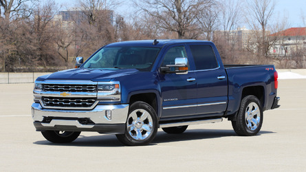2017 Chevy Silverado 1500 Review: A Main Event At The Biggest Game In Town