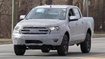 Flagra! - Ford Ranger já aparece em testes nos Estados Unidos