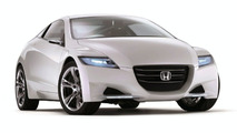 Honda to Market FCX and CR-Z Production Variants