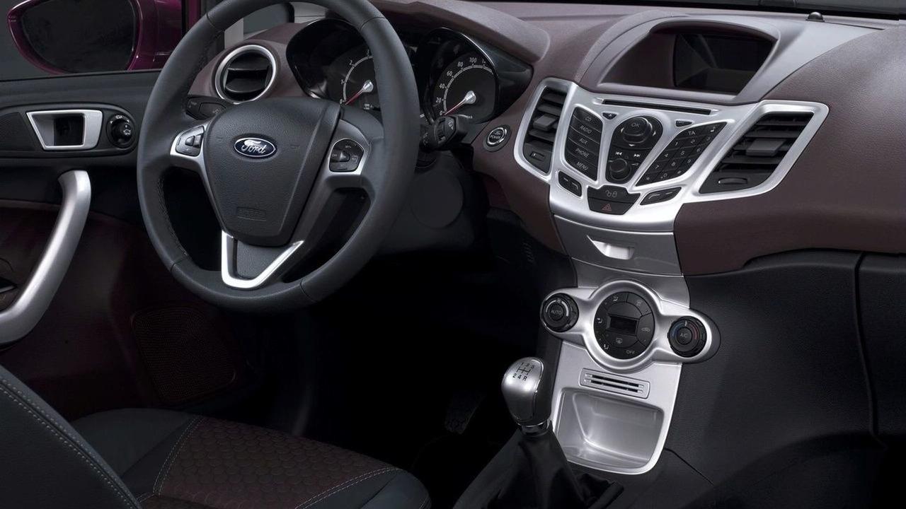 2009 Ford Fiesta