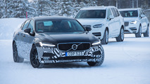 2017 Volvo S90 Prototype First Drive