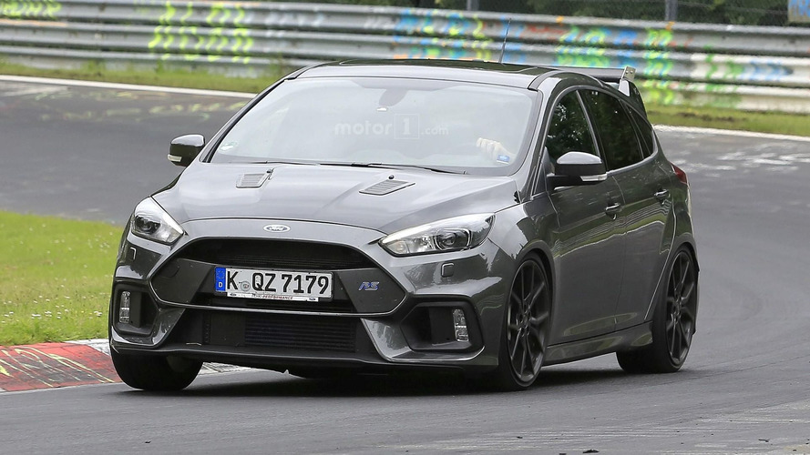 400-hp Ford Focus RS500 mega-hatch likely to be aborted