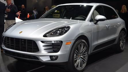 Porsche Macan brings four cylinders to the Big Apple