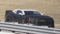Chevy Camaro Z/28 spied in Michigan