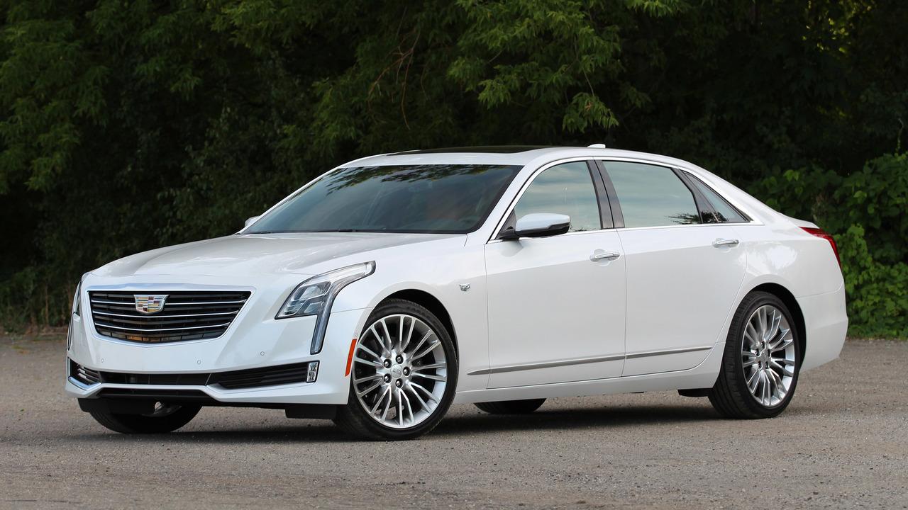 Review 2016 Cadillac Ct6 3 0tt
