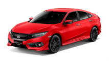 Honda Civic RS Turbo Modulo launched in Asia
